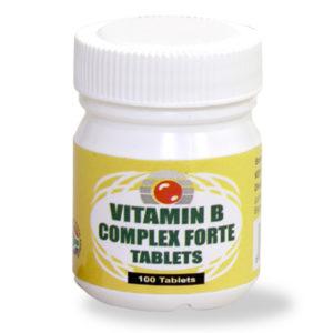 Portfolio Vitamin B