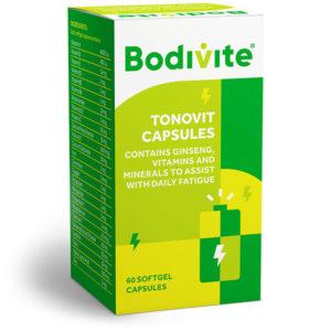 Portfolio Bodivite Tonovit Box