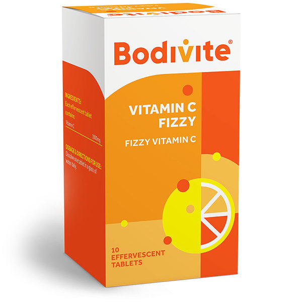 Portfolio Bodivite Vit C Fizzy Box